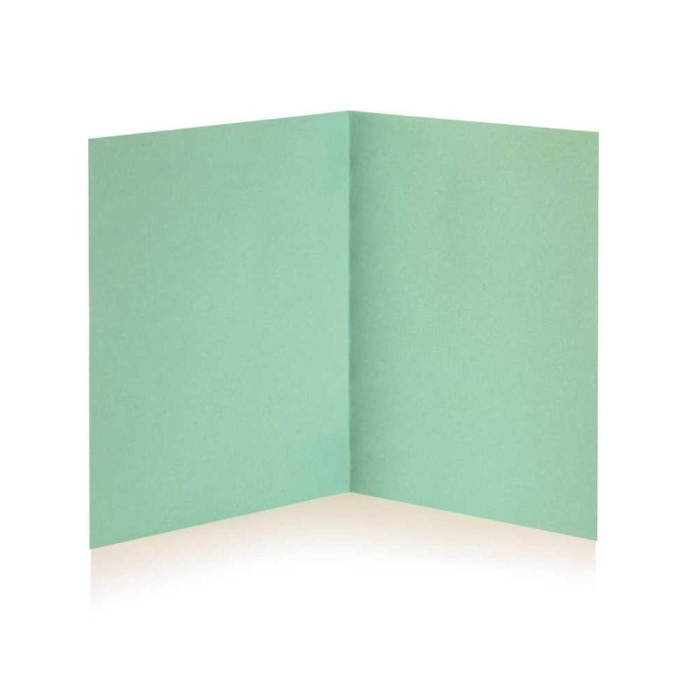 Cartelline semplici manilla con stampa 100 pezzi Colori Standard