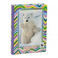 WWF Diario Datato Standard 12 mesiOrso Bianco