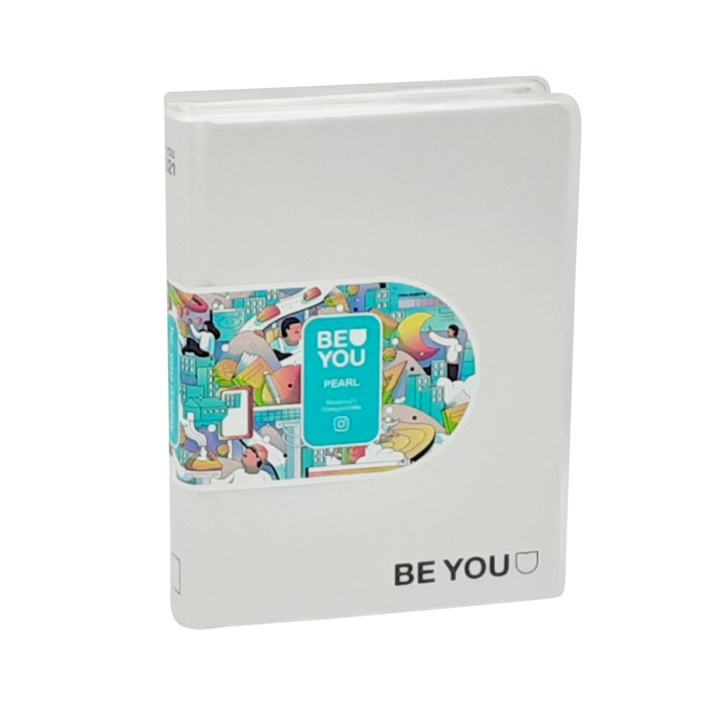 Diario Be You Pearl Original  Standard