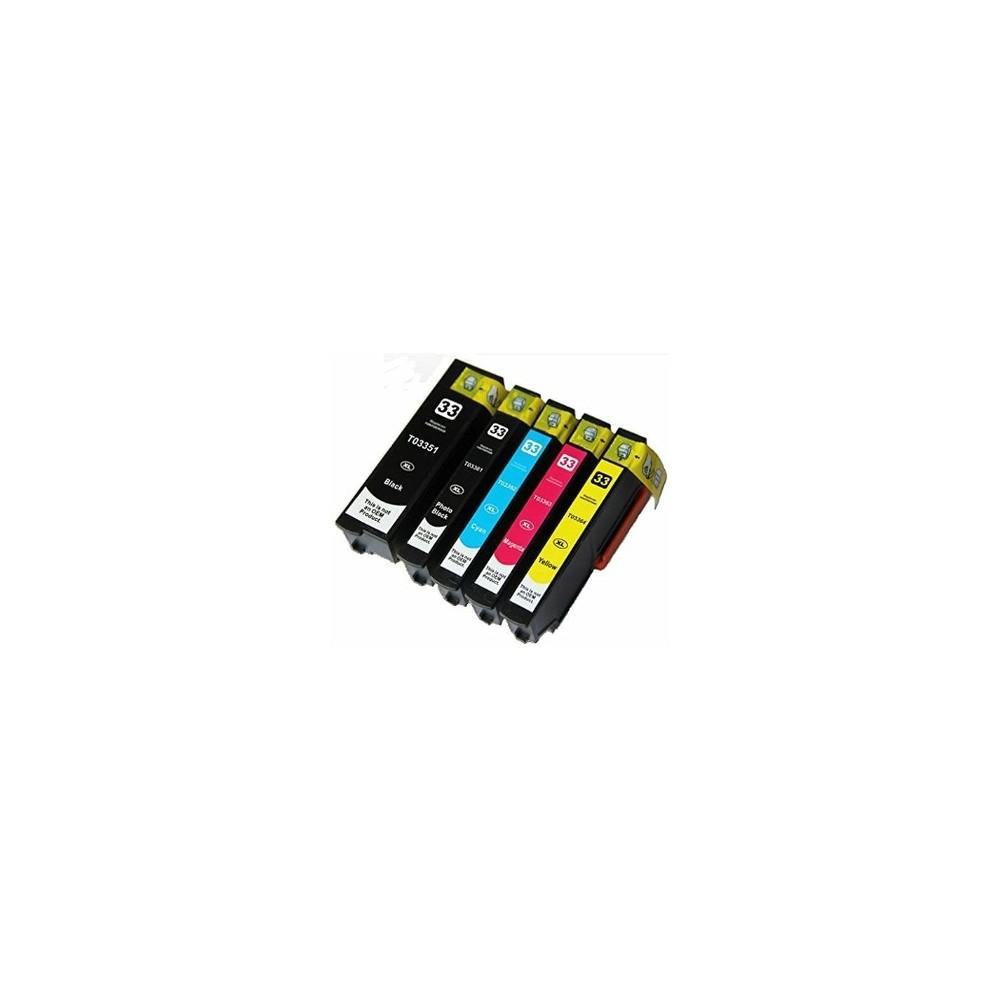 3363 Magenta Cartuccia inkjet compatibile