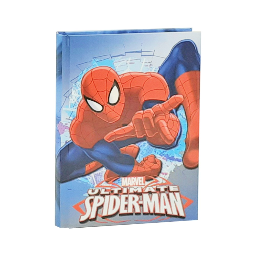 Diario Spiderman